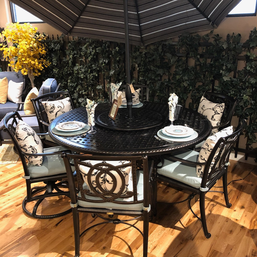Gensun Grand Terrace Dining