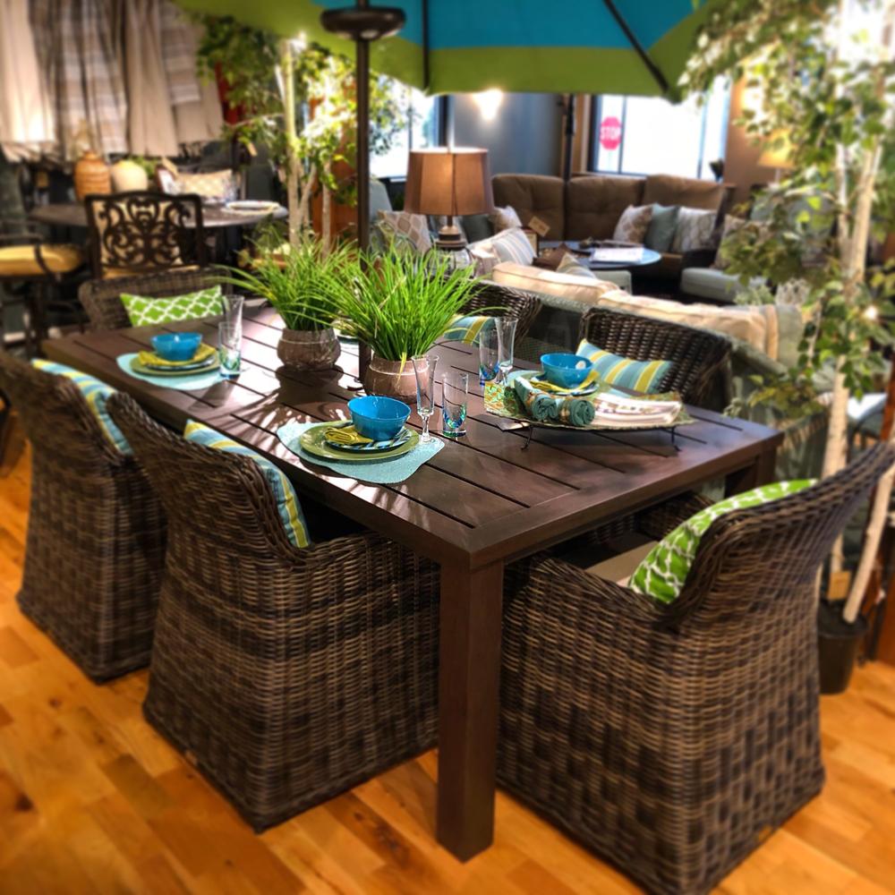 Patio Furniture 2019