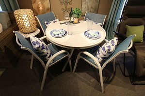 Aruba 5-Piece Dining Set