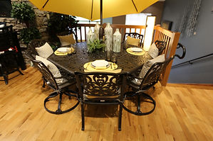 Barrington 9-Piece Dining Set