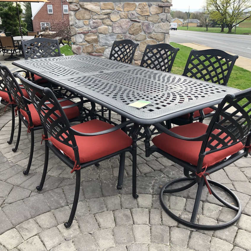 Hanamint Berkshire Expansion Table
