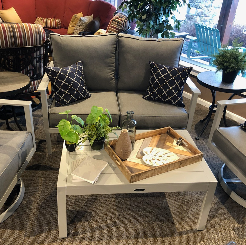 Concord Loveseat Deep Seating