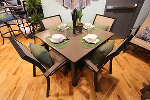 Bazza 5-Piece Dining Set