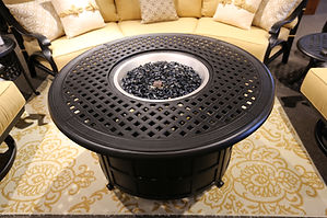 Classic Gas Fire Pit