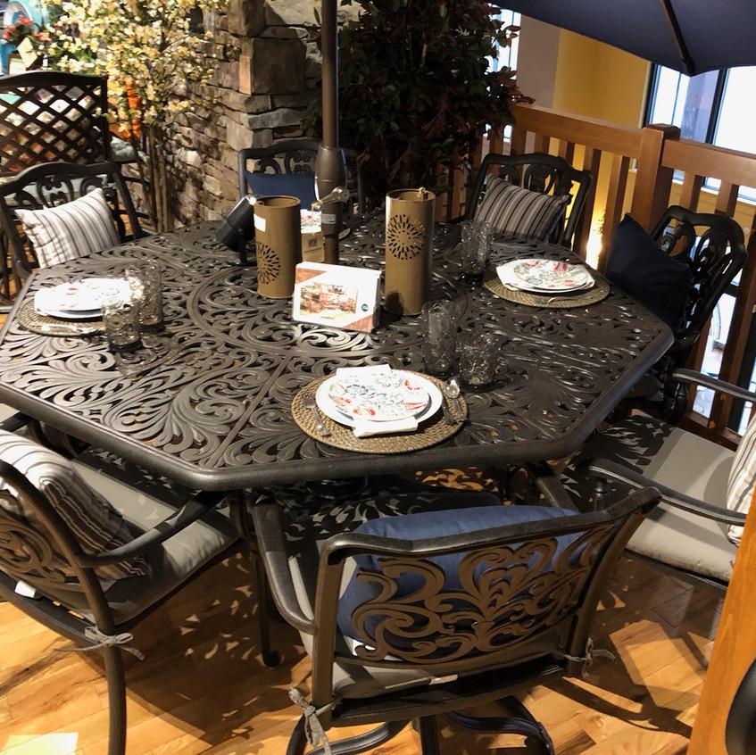 Barrington Octagon Dining Table