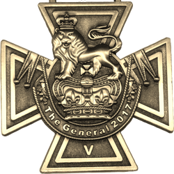 The General Medal Gold