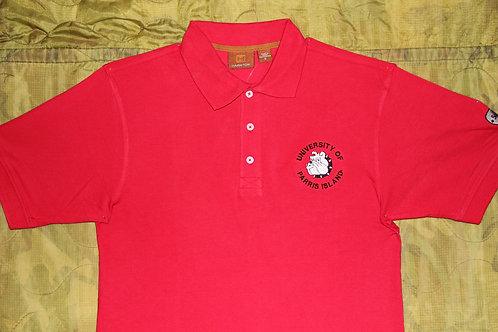 University of Parris Island Golf Shirt