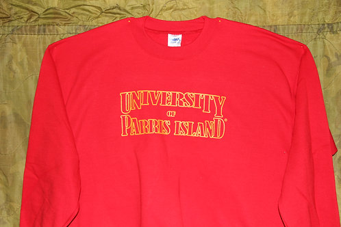 University of Parris Island Sweat Shirt