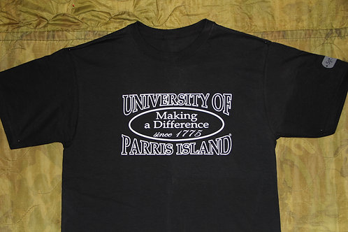 University of Parris Island tee