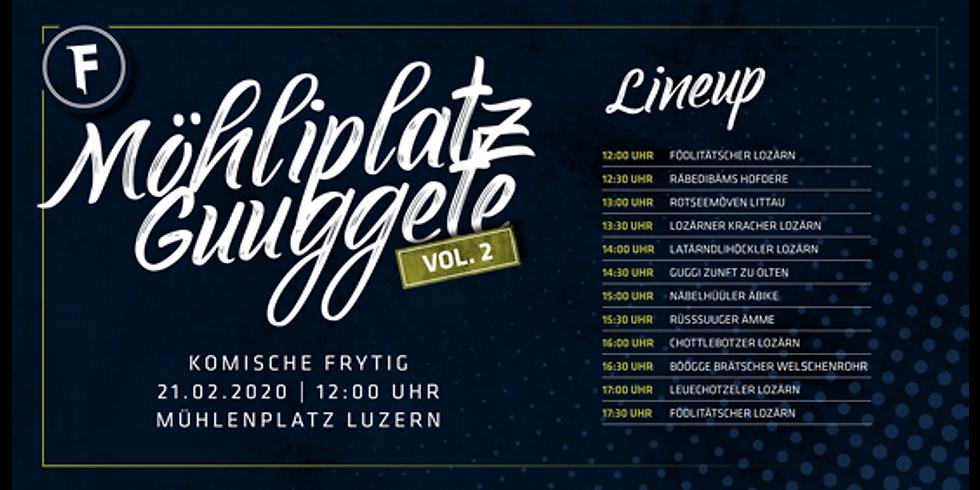 Möhliplatz Guuggete Vol. 2