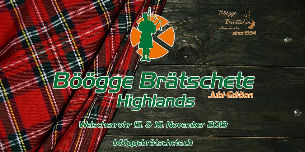 Böögge Brätschete 2019 - Jubi-Edition