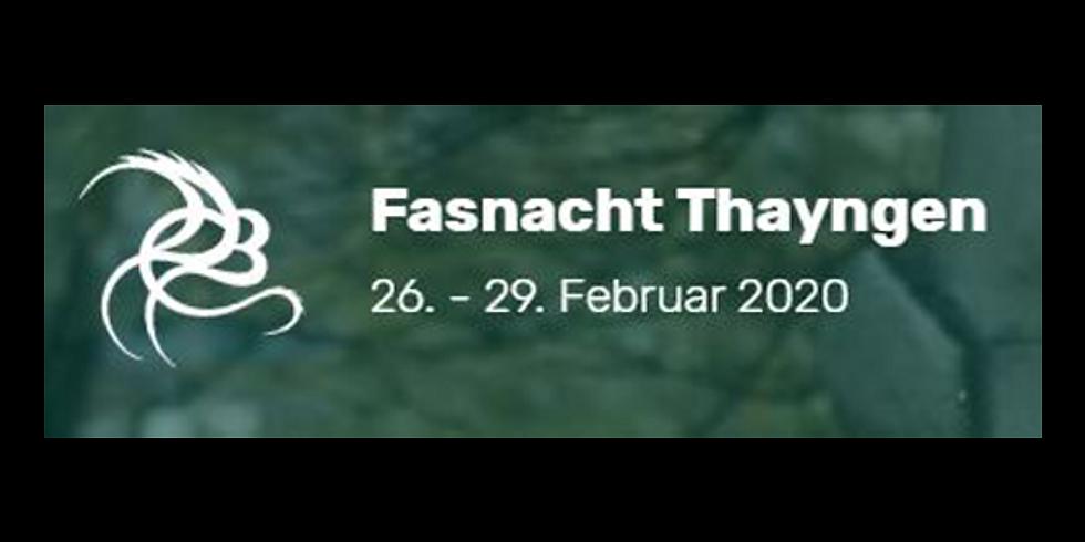 Abgesagt: Fasnacht Thayngen