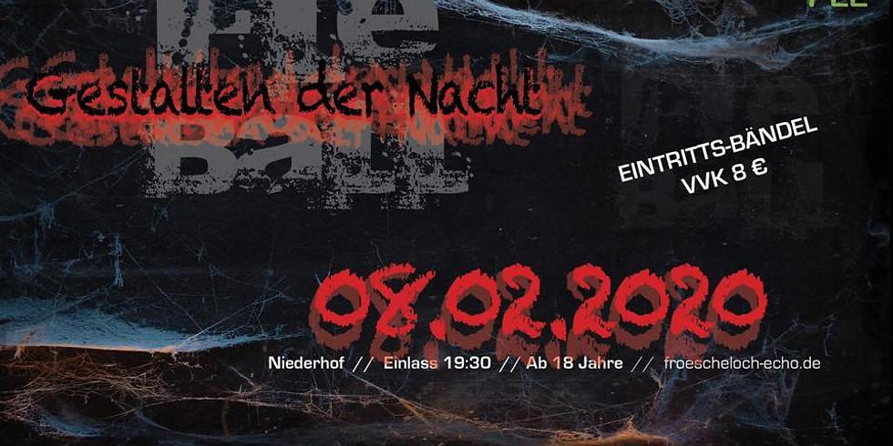 Fröscheball 2020