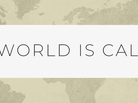 Why a World Cruise?
