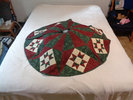 Star tree skirt