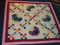 Butterflies 4 nine patch - Copy