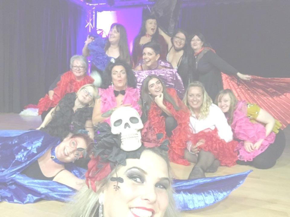 Online Burlesque Workshop