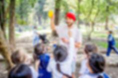 Juego en inglés colores para niños