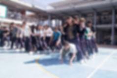 Dinámicas en inglés para trabajo en equipo estudiantes de colegio