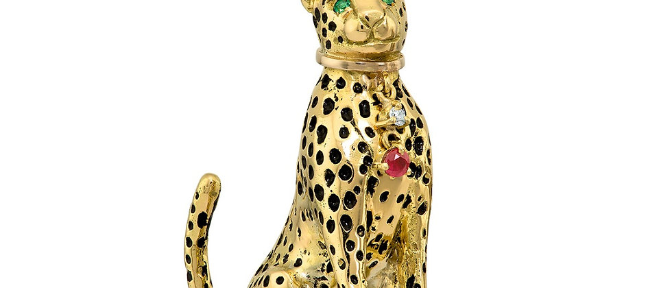 Pingente Cheetah