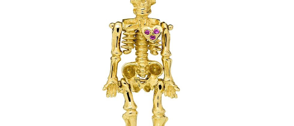 Pingente Esqueleto