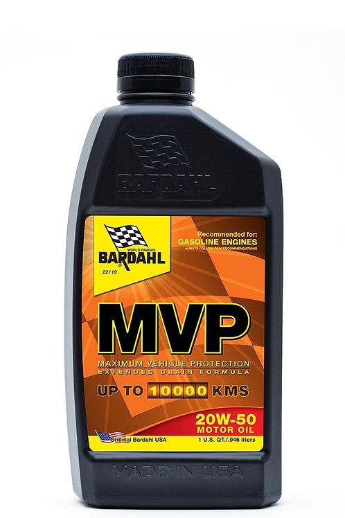 MVP 20W-50 Motor Oil