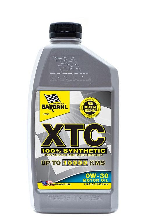 XTC 100% Synthetic 0W-30 Motor Oil