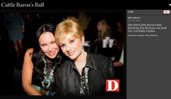 D Magazine Cattle Barons Ball