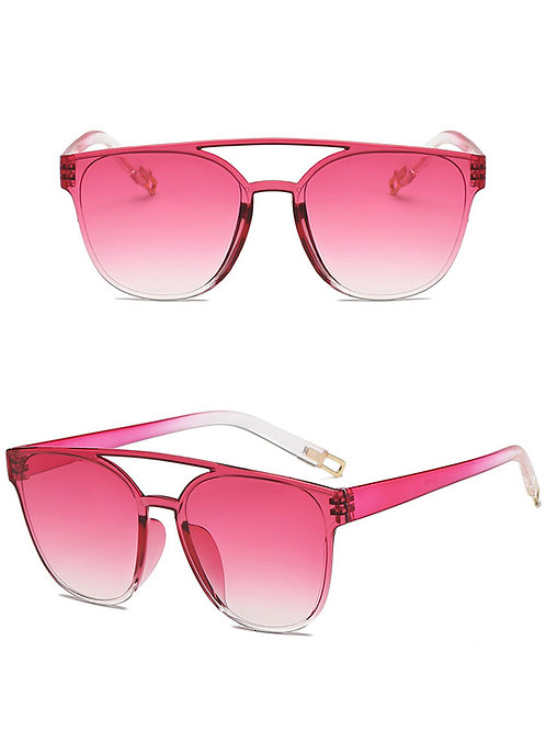 Pink Ombre Sunglasses