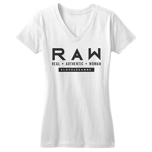 RAW Real Authentic Woman