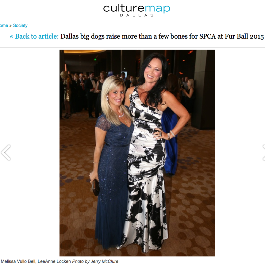 CultureMap SPCA Fur Ball