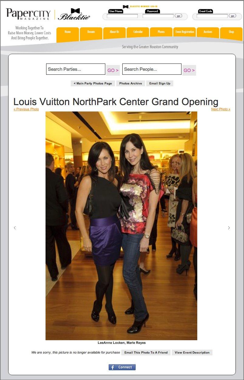 PaperCity magazine- LV Opening.jpg