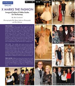 The Society Diaries Fashion X