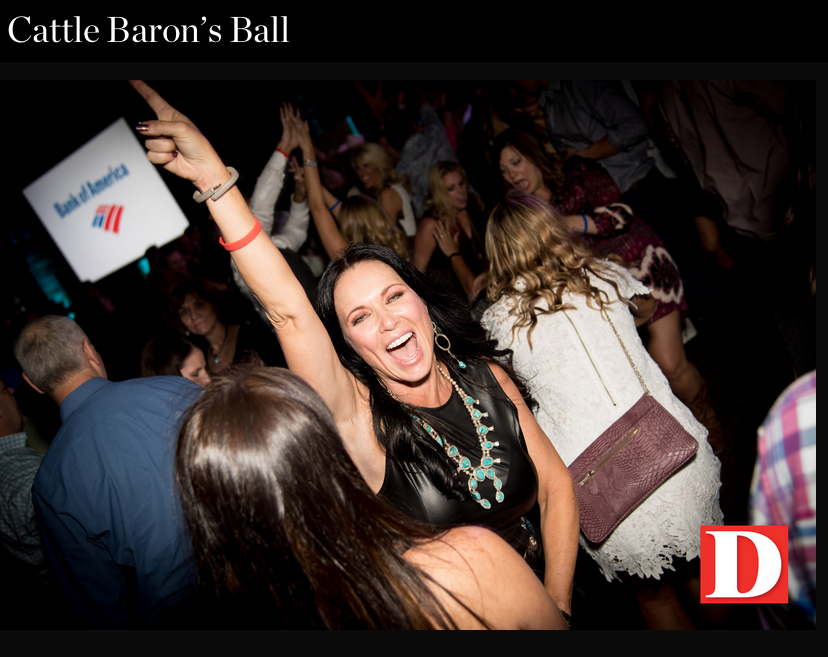 D Magazine Cattle Barons Ball