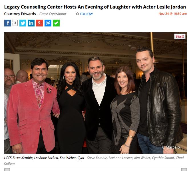 Legacy Counseling Gala