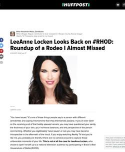 Huffington Post by Shira Hirschman