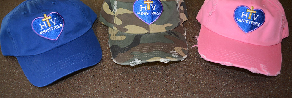 HTV Ministries Logo Cap (LIMITED EDITION)
