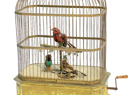 The Cage - author unknown