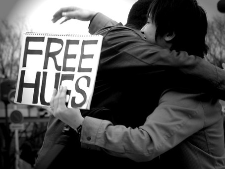 How Many Hugs are Waiting for YOU?