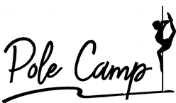 the lake pole camp logo bw.png