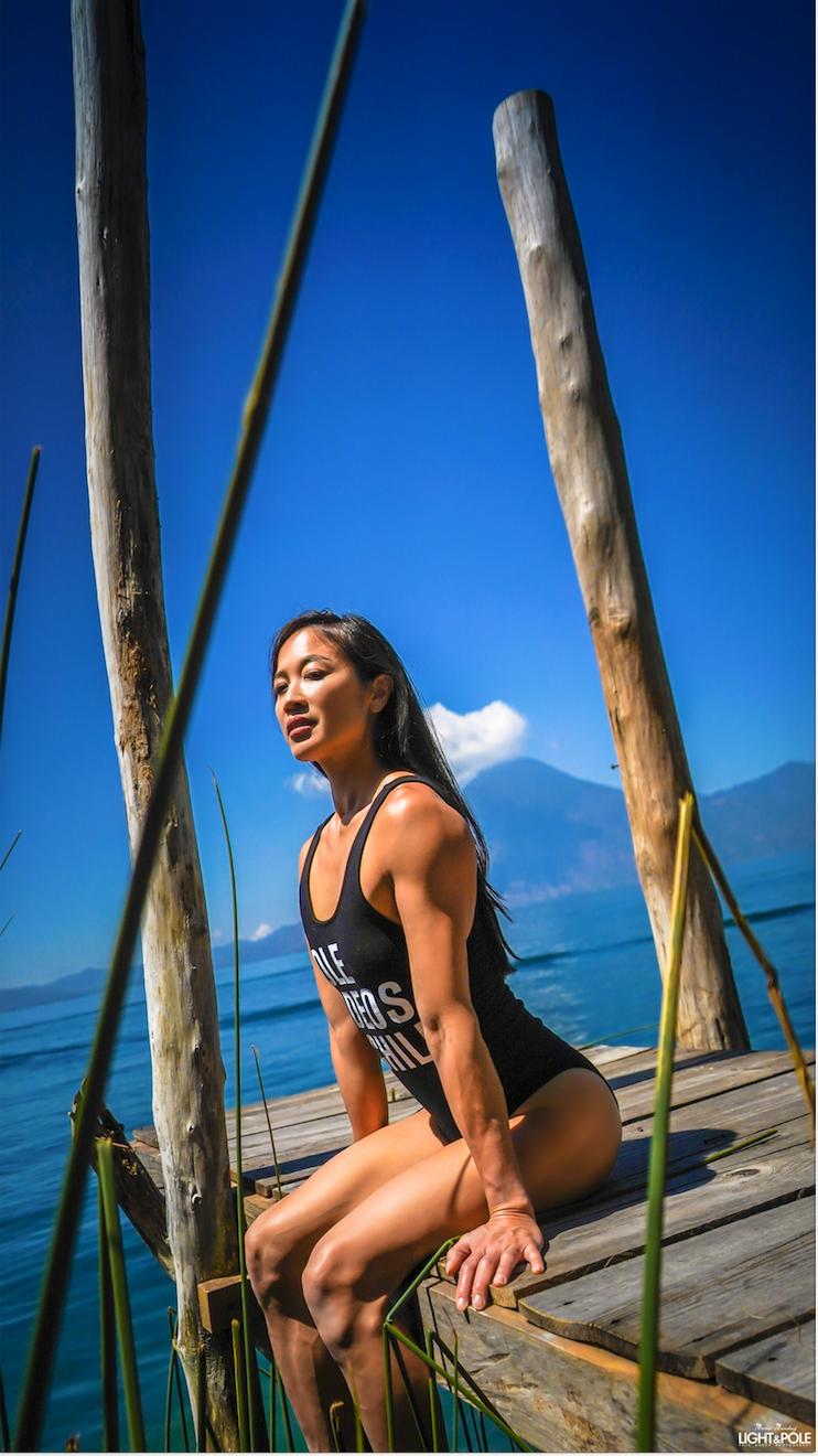 Natasha Wang The Lake Pole Camp
