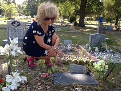 Grammy at The Grave