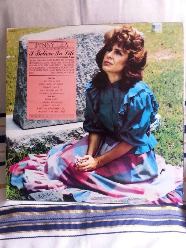 Penny Lea Album Cover