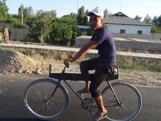 Sur les routes d'Asie Centrale