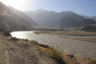 Tadjikistan, début de la montée