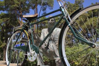 Ispahan, capitale iranienne du vélo