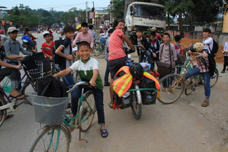 Vietnam, le pays où les deux roues sont rois