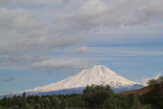 Au pied du mont Ararat