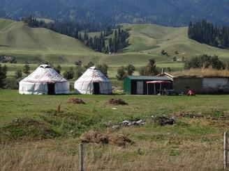 En pays Ouïgour, retour dans les Montagnes Célestes