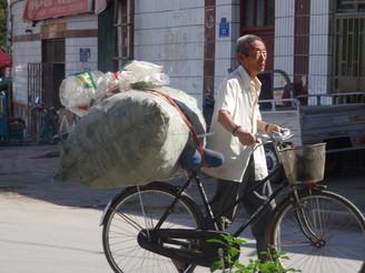 Trafics dans le far-west chinois